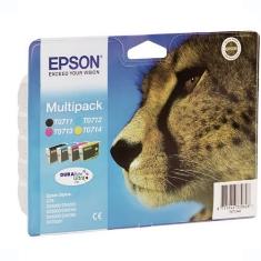 Multipack Epson T0715 Stylus D78