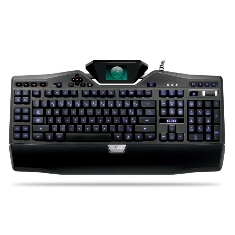 Teclado Logitech Gaming G19 Usb Negro