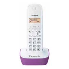 Telefono Inalambrico Panasonic Kx-tg1611spf  Mono  Purpura