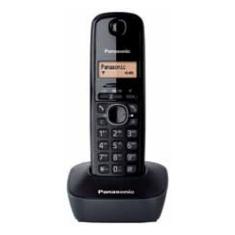 Telefono Inalambrico Panasonic Kx-tg1611sph  Mono  Negro
