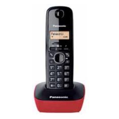 Telefono Inalambrico Panasonic Kx-tg1611spr  Mono  Rojo