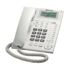 Telefono Panasonic Kx-ts880exw Blanco