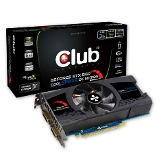 Vga Nvidia G-force Gtx 560