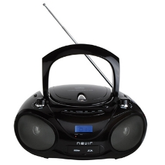 Radio Cd Nevir Nvr-449 Mp3