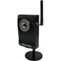 Camara De Vigilancia Ip Wifi Ovislink Mpeg4 30fps Detect Movim