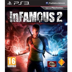 Juego Ps3 - Infamous 2