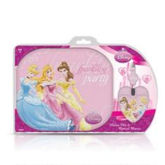 Two Pack Disney Princesas Mouse Optico Mm212usb   Alfombrilla Mp013