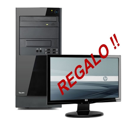 Hp Kit Microtorre Pro 3300   Monitor S2231a 215