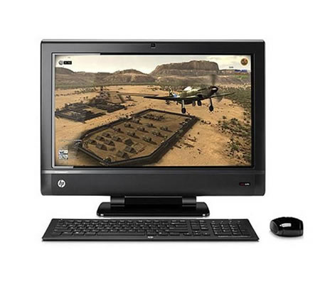 Hp Touchsmart 610-1120