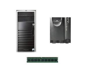 Kit Servidor Proliant Ml110 G6 Xeon X3430  Kit-proliant-ups