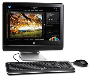 Pc Hp Pavilion All-in-one Ms228es