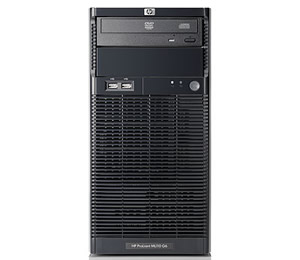 Kit Servidor Proliant Ml110 G6 Xeon X3430 1gb 250gb   3 Gb Memoria Ram   1 Hdd 250gb Proliant