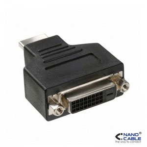 Adaptador Dvi 24 1h-hdmi Am Nanocable 10150701