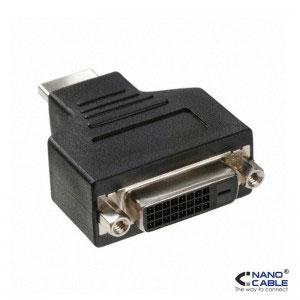 ADAPTADOR DVI 24 1H-HDMI AM NANOCABLE 10150701