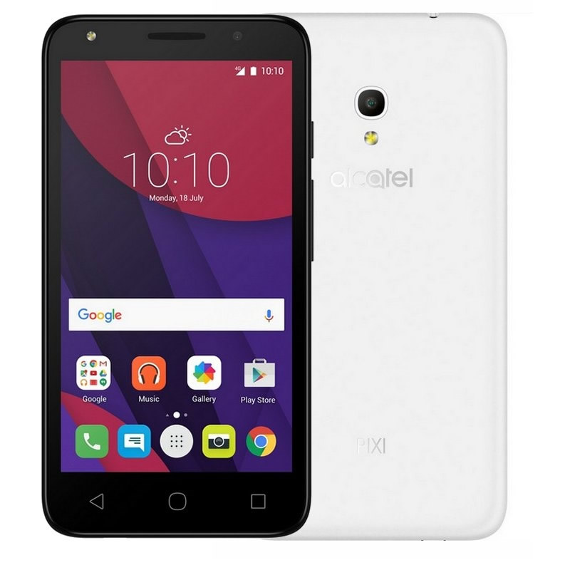 Ver ALCATEL PIXI 4 5 BLANCO