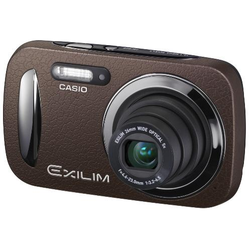 Camara Fotos Digital  Casio Elegant Ex-n20bn 5x 161mp 27  Marron