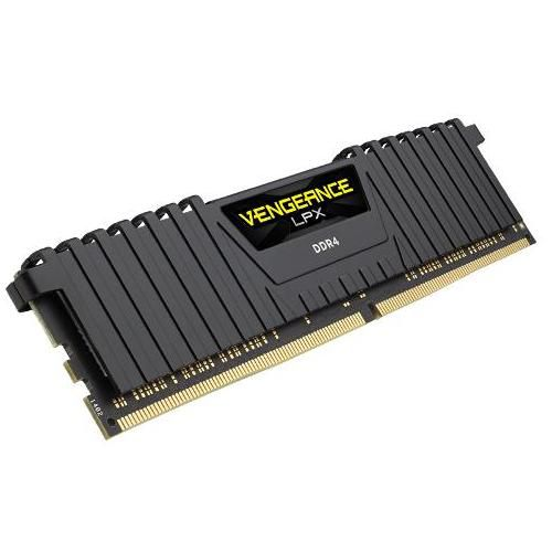 Ver MEMORIA KIT DDR4 16GB 2X8GB PC4 25600 3200MHZ CORSAIR VENGE CMK16GX4M2B3200C16