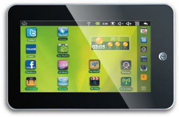 Tablet Pc Overtech Mid-70 Resistiva 7 4gb