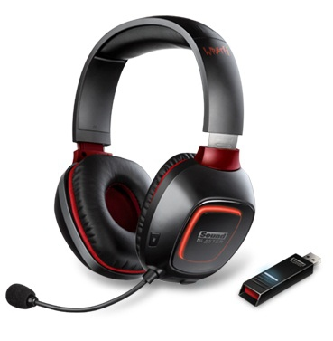 Creative Sound Blaster Tactic3d Wrath
