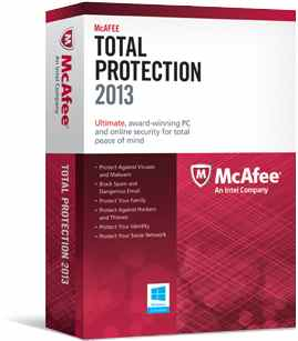Total Protection 2013  3u  Esp