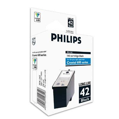 Philips Long Life Black Ink Cartridge