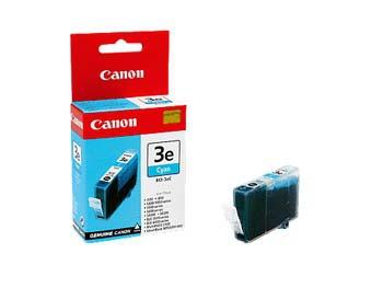 Canon Cartridge Bci-3e Cyan