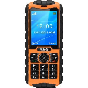 Ver AEG RUGGED PHONE M550