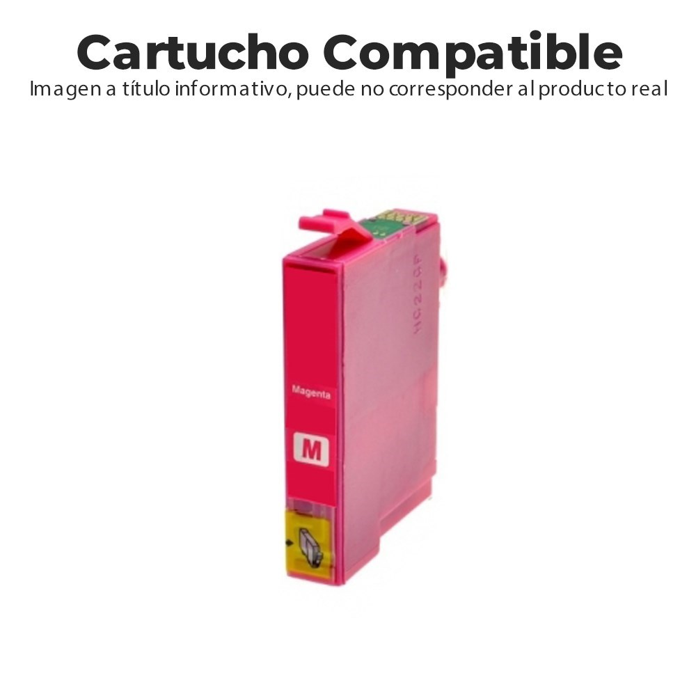 Cartucho Compatible Epson 603xl Magenta Xp 2100
