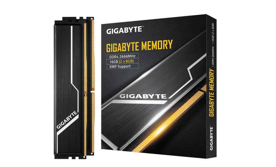 DDR4 GIGABYTE 16GB 2X8GB PC4 21300 2666MHZ