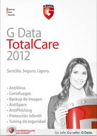 Gdata Total Care 2012 3 Licencias