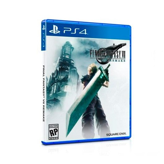 JUEGO SONY PS4 FINAL FANTASY VII REMAKE
