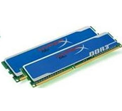 Modulo Ddr3 1gb 1gb Kingston 1600mhz Hyper X