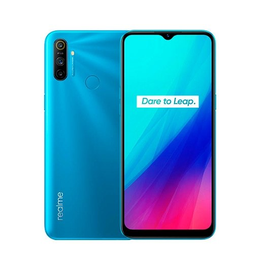 REALME C3 3GB 64GB DS FROZEN BLUE