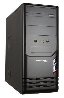 Pc Primux Intel I5-3450 4gb Ddr3 500 Hd