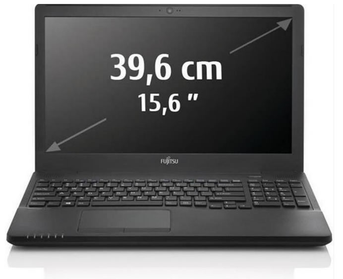 Portatil Fujitsu A557 I5 7200u 4gb 500gb 15 6 Sin So Full Hd