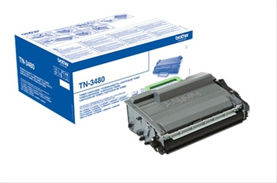Ver TONER BROTHER TN 3480 NEGRO