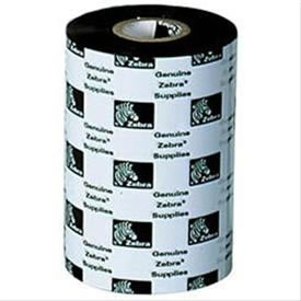 Ver ZEBRA WAX RIBBON 64mm X 74M 12UDS