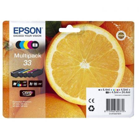 Ver Epson 33 Multipack