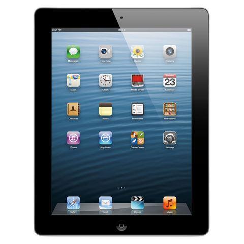 Apple Ipad Retina  Wi-fi 32gb - Negro