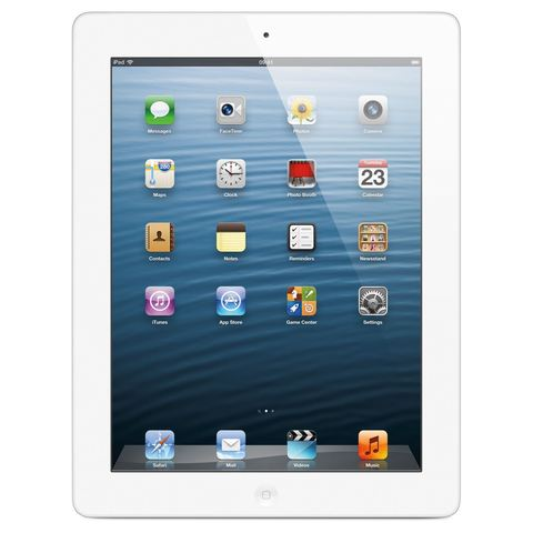 Apple Ipad Retina Wi-fi 32gb - Blanco