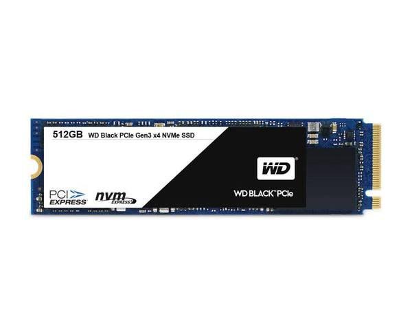 WESTERN DIGITAL 512 Gb Ssd Serie M2 2280 Pcie