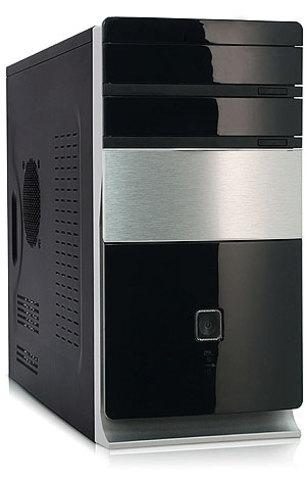 Caja Microatx Tlm725 Black Sf Foxconn