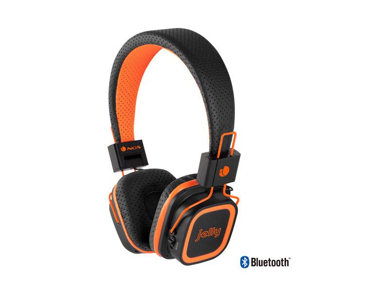 Ver AURICULARES ORANGE ARTICA JELLY BLUETOOTH NGS