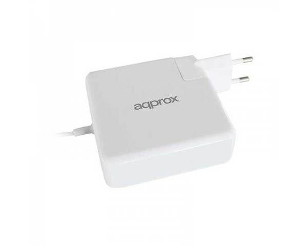 Ac Adapter Universal Macbook Type T 45w60w85w Approx