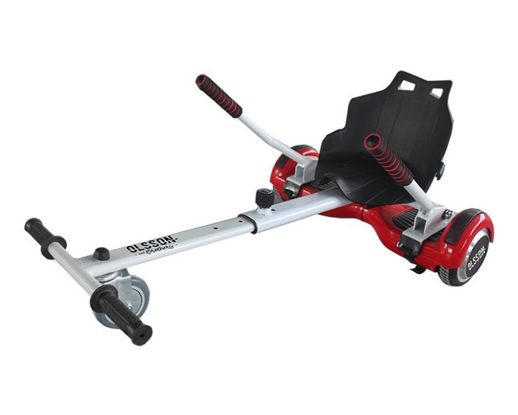 Accesorio Kart Hoverboard Negro Olsson
