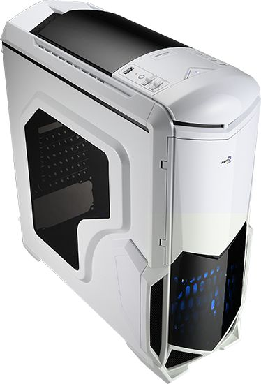 Ver Aerocool BATTLE HAWK BLANCA