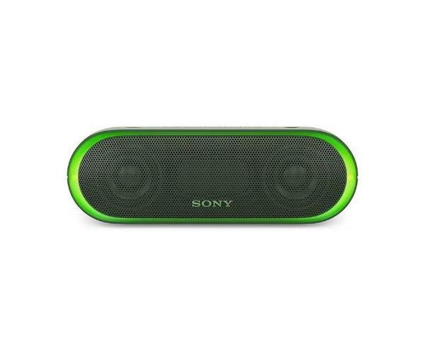 Ver Altavoz Bluetooth Sony Srs Xb20g VERDE