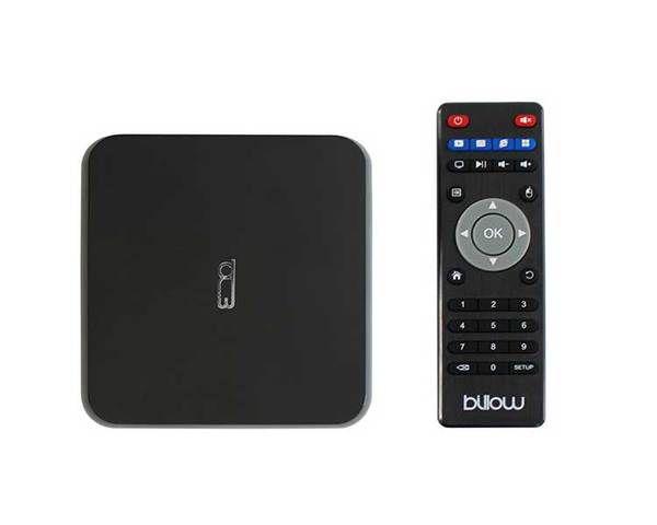Billow MD08V2 Android Smart Tv Box 4k 2 Gb Dual Band