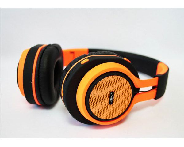 Ver Auriculares Bluetooth Coolshead Orange Coolbox