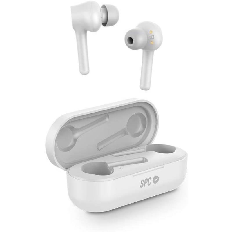 Spc Bluetooth Zion Pro Blanco